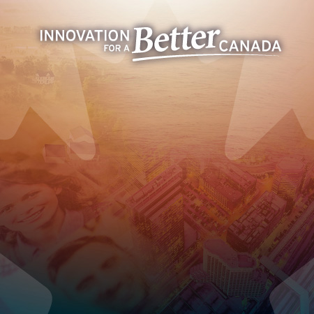 Innovation for a better Canada